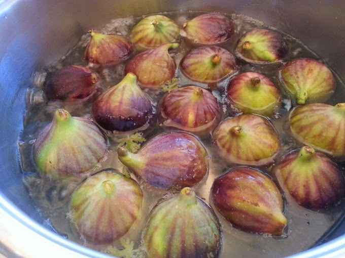 Figs in syrup