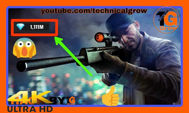 SNIPER 3D MOD APK | TECHNICAL GROW
