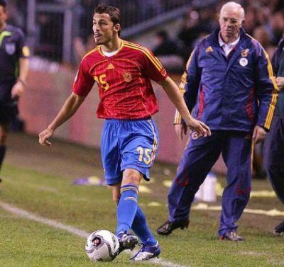 Antonio Puerta Selección