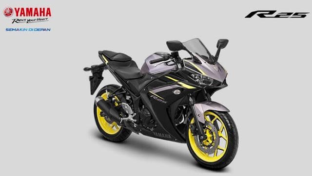 Motor 250 cc terbaik