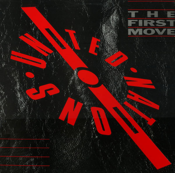 UNITED NATIONS - The First Move (1985) front