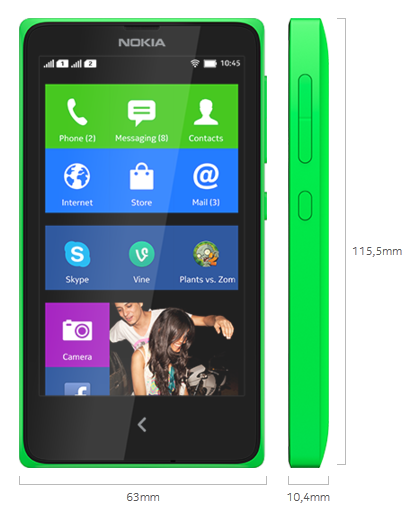 nokia x android jelly bean