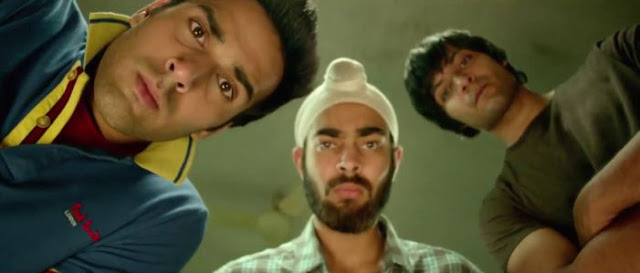 Fukrey (2013) Full Theatrical Trailer Free Download And Watch Online at worldfree4u.com