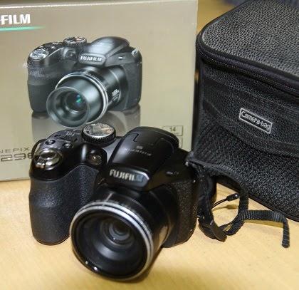 harga Kamera Prosumer 2nd   Fujifilm Finepix S2980