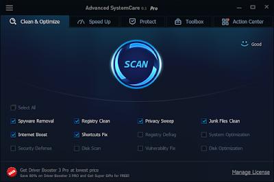 IObit Advance System Care Sundeep Maan