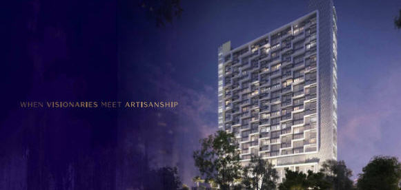 Apartemen Arumaya Residence