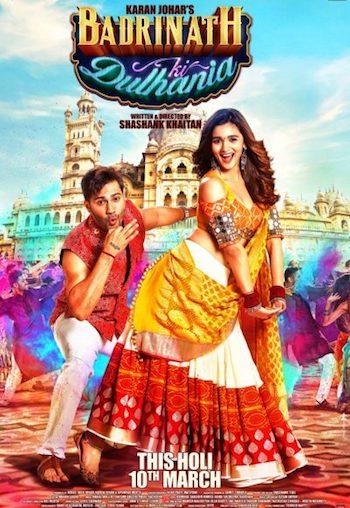 Badrinath Ki Dulhania 2017 Hindi Full Movie Download