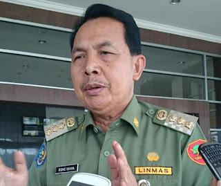 Walikota Prabumulih Ir. H. Ridho Yahya, MM.
