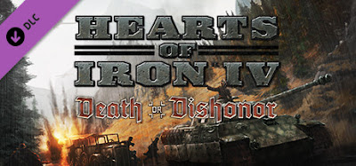 Hearts of Iron 4 Death or Dishonor Download