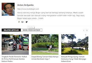 Jejak Anton Ardiyanto di Dunia Blogging
