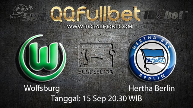 Prediksi Bola Jitu Wolfsburg vs Hertha Berlin 15 September 2018 ( German Bundesliga )
