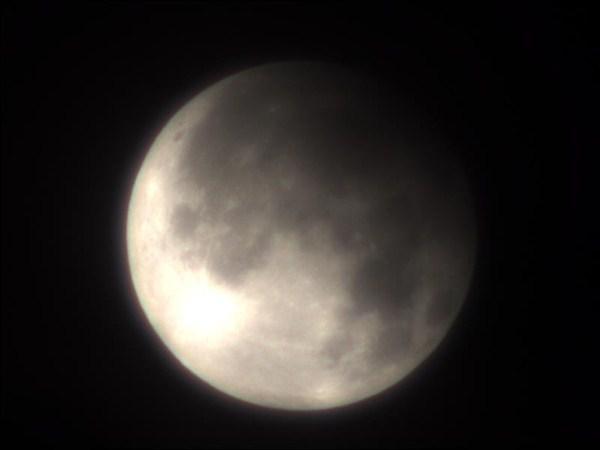Open Minda Gerhana Bulan Separa Dan Planet Zuhal 26 April