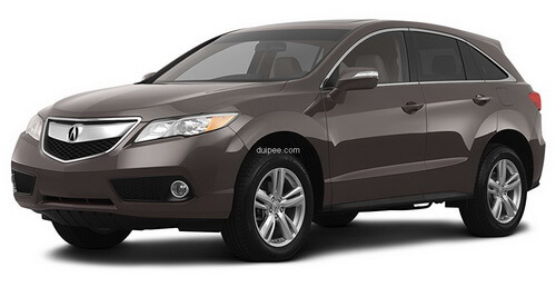 2013 Acura RDX Prices, Reviews and Pictures