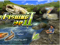 Game Memancing Fly Fishing 3D II Mod apk v1.0.7 (Unlimited Money) Terbaru 2018