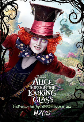 Download Alice in Wonderland : Into the Looking Glass 2016 Bluray