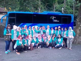 Bus Pariwisata Jogja Seat 30