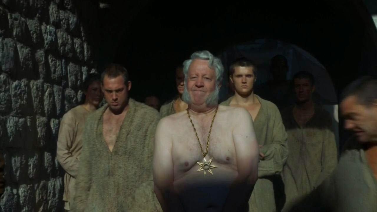 Game of Thrones - High Sparrow - Review