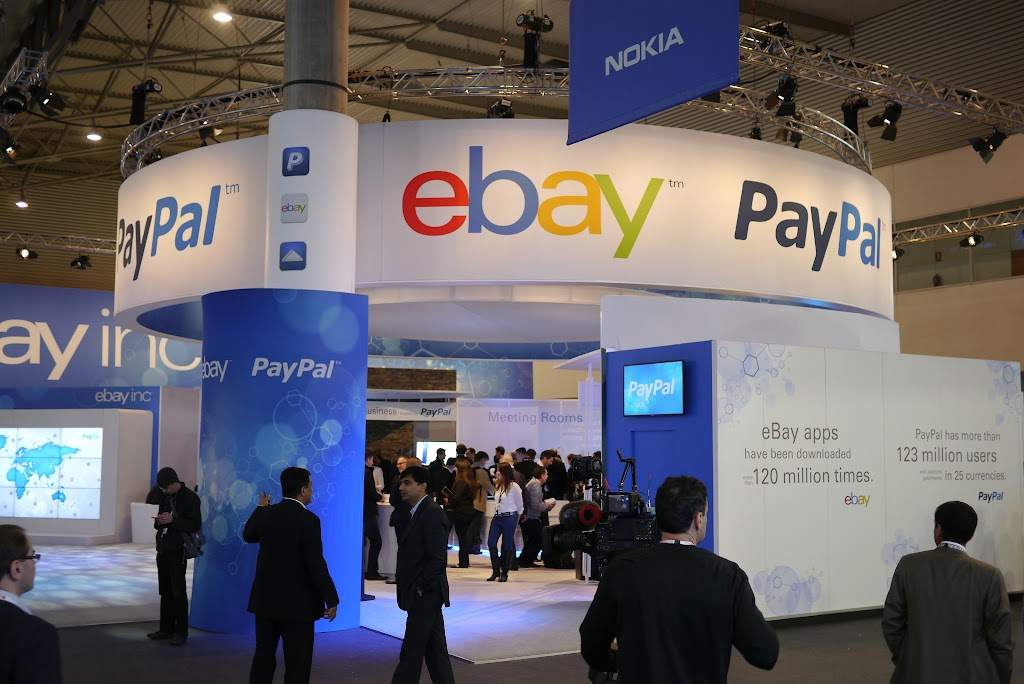 eBay和Paypal拆分後的未來怎麼走?