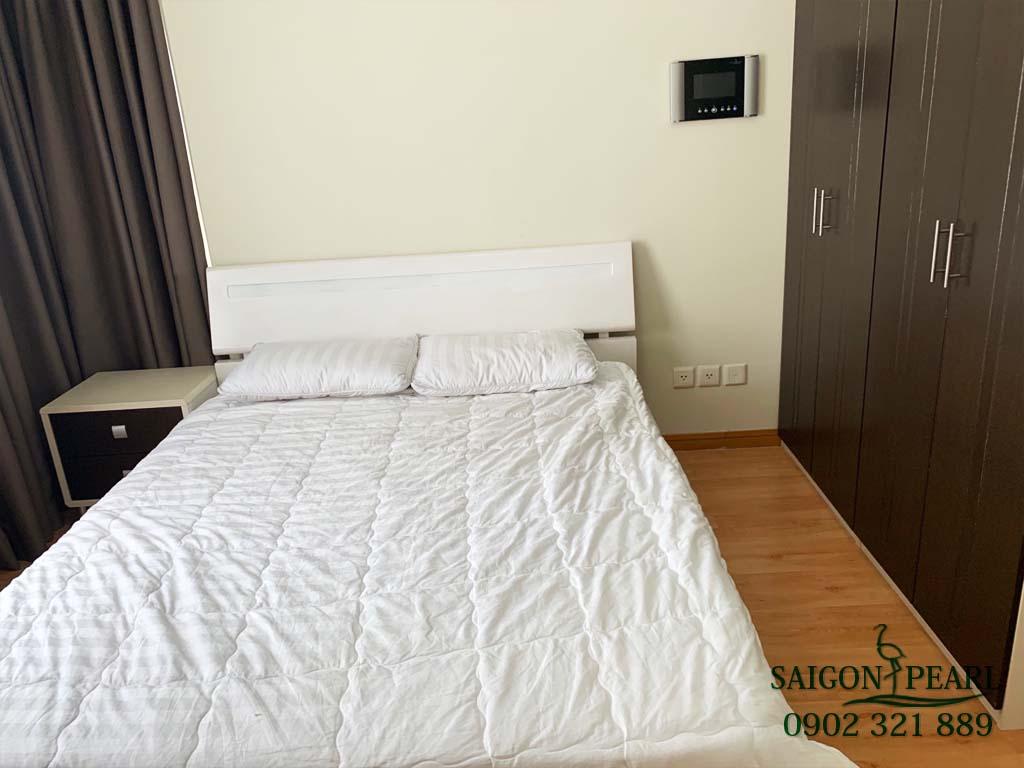 Căn hộ cho thuê 2PN Saigon Pearl Ruby 1 - phòng ngủ 1