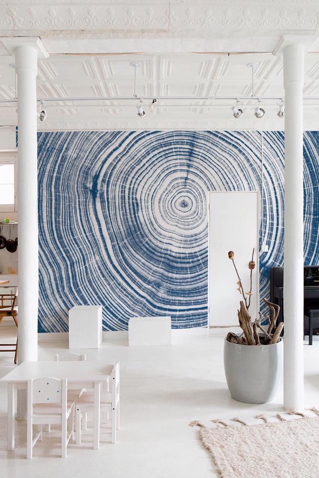 Decoracion con vinilo decorativo murales papel pintado - Papel pintado adhesivo ...