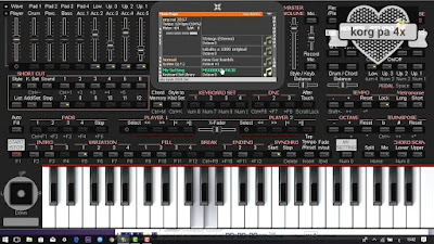 تحميل أخر إصدار برنامج اورك korg pa4x studio 2019 للكومبيوتر برابط مباشر