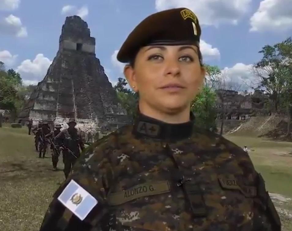 La mujer militar se abre espacio desde el momento en que la Jefatura del  Estado Mayor del Ejército de Guatemala ha tomado la decisión de que ocupen  cargos ... 6b102a009a6