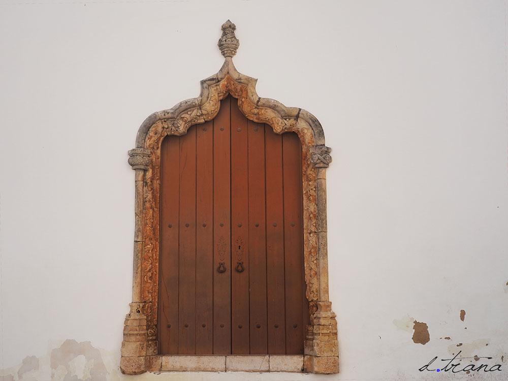 Puertas Catedral de  Silves - Portugal