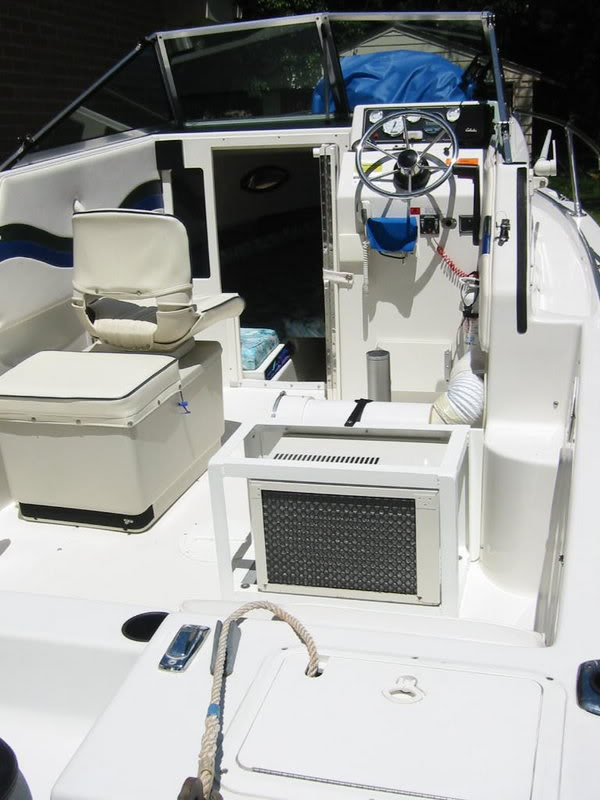Marine Air Conditioning : One more time around boat air conditioning