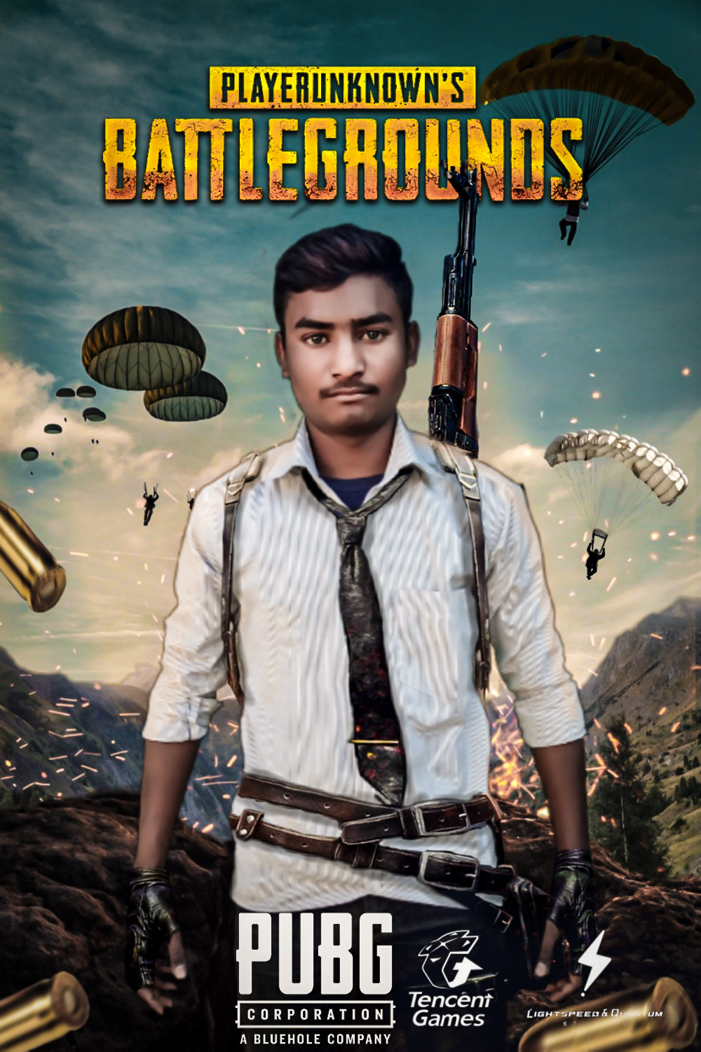 Pubg Game Photo Editing Background And Png For Picsart