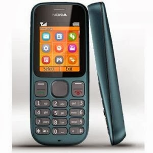 Nokia-100 Mobile Phone worth Rs.1699 for Rs.1298 Only at Rediff with 1 Year Company Warranty