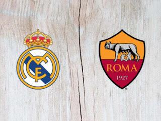 Реал Мадрид - Рома: смотреть онлайн в прямом эфире 19 сентября