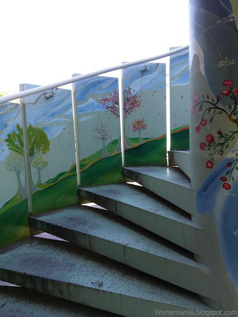 Artystyczne schody