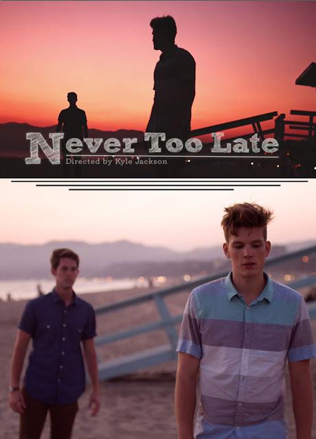 Nunca es demasiado tarde, film