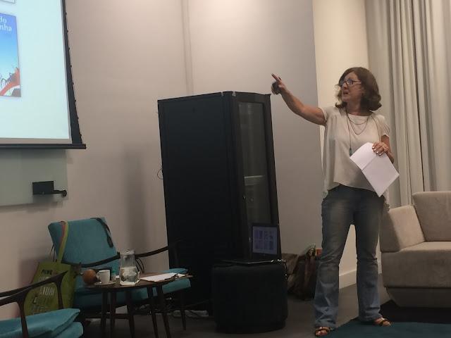 Lúcia Tulchinski, autora de muito livros infantis
