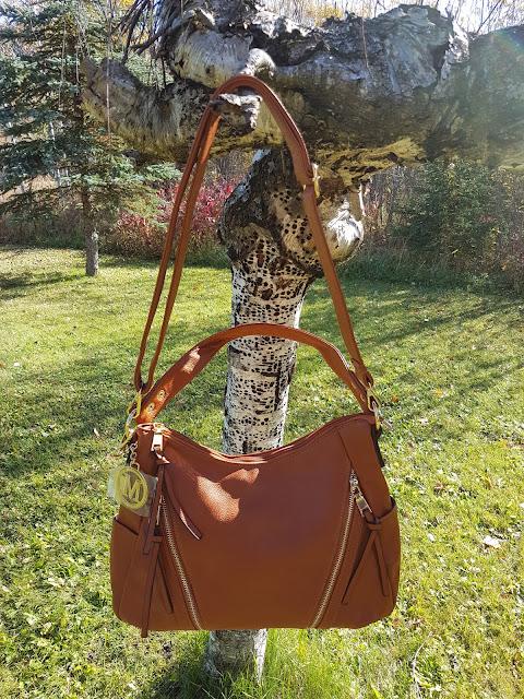 Fall purse at The Camellia