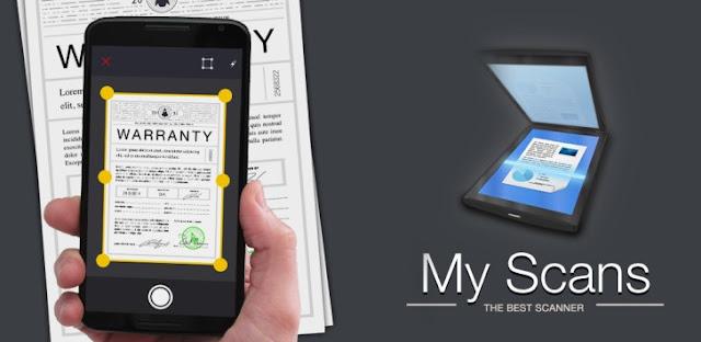 My Scans PRO - PDF Scanner v3.2.4 APK Android