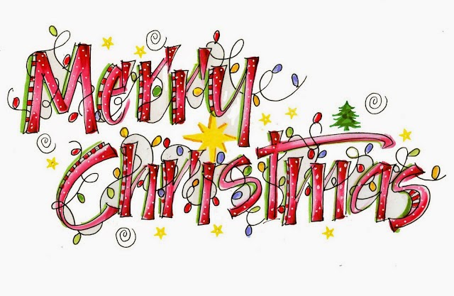 Merry Christmas 2015 Clip Art  Photo