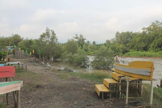 Pemandangan Mangrove Park bakau Besar 11 - Catatan Nizwar ID