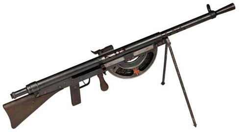 Senjata Api Terburuk dalam Perang Dunia I dan II