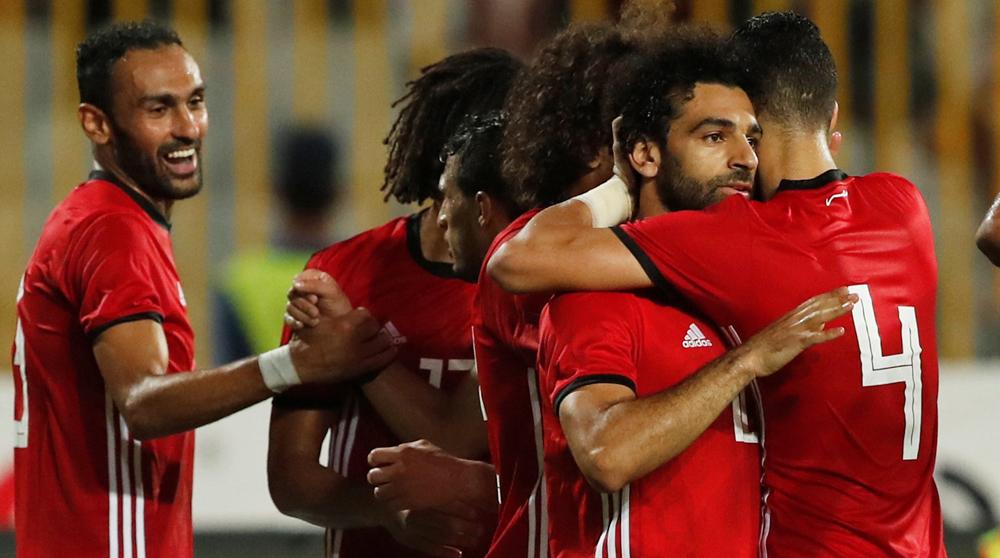 موعد وتشكيل مباراة مصر وسوازيلاند -  اليوم الجمعة 12-10-2018