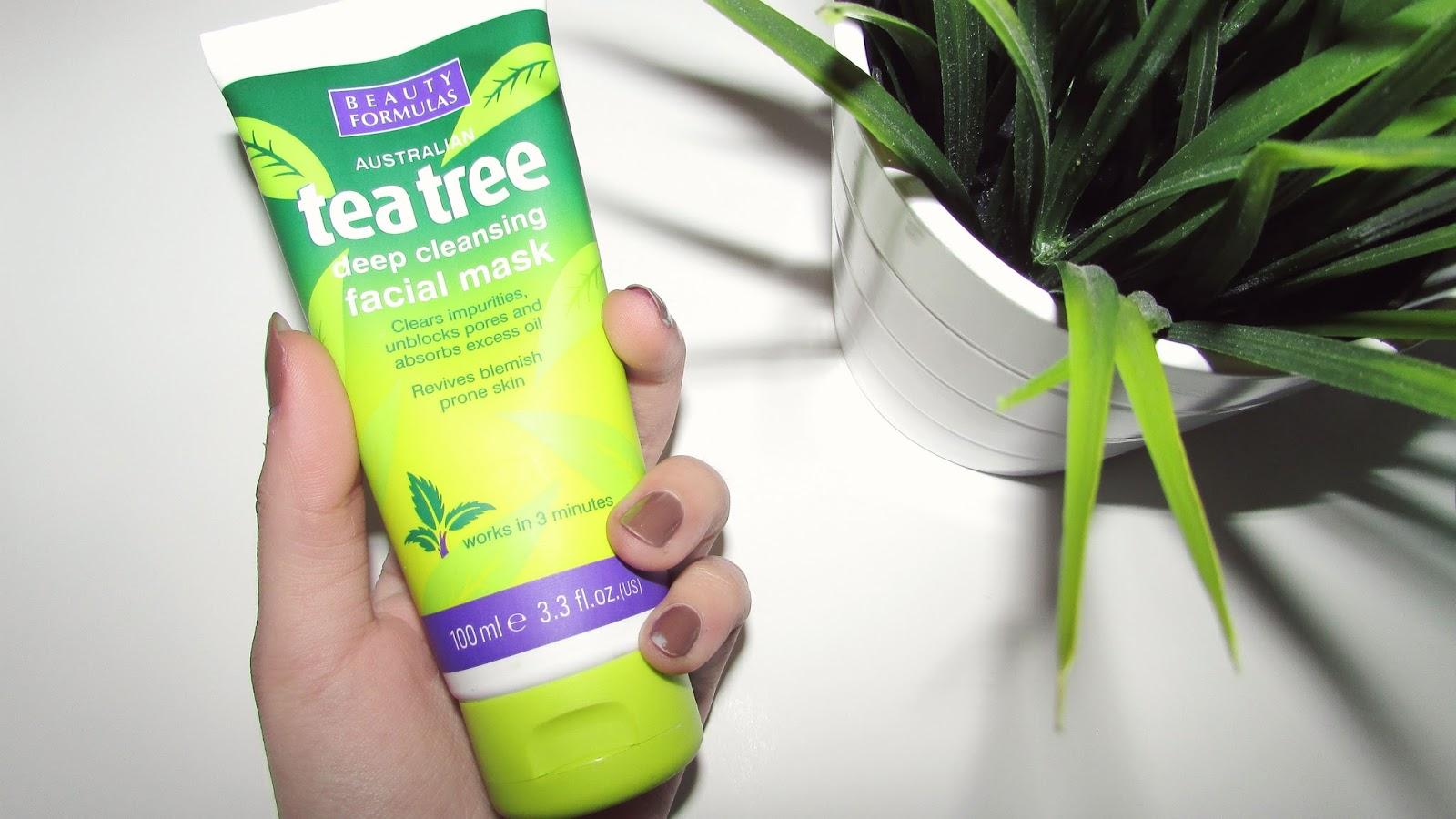oily skin skincare teaa tree
