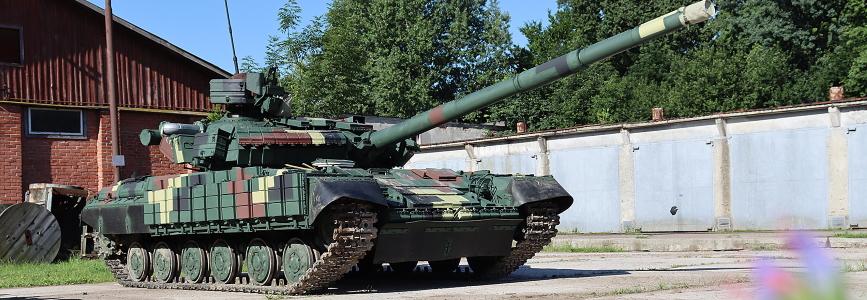 ЛБТЗ передав військовим партію модернізованих Т-64
