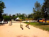 Playground Parque Ecológico de Barueri