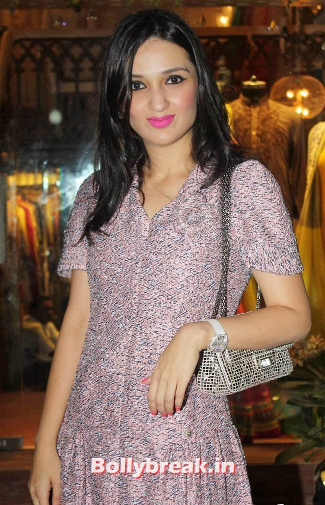 Anu Dewan, Salman Khan's Sister Alvira Khan Store Launch