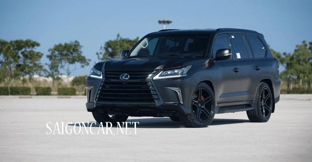 an toàn Lexus LX 570 2019