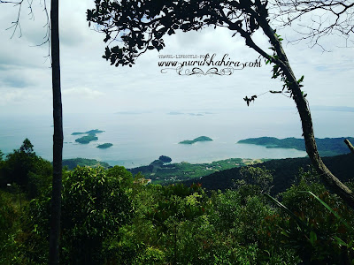 Tempat Menarik di Lahad Datu: Menara Kayangan, Gunung Silam Lahad Datu