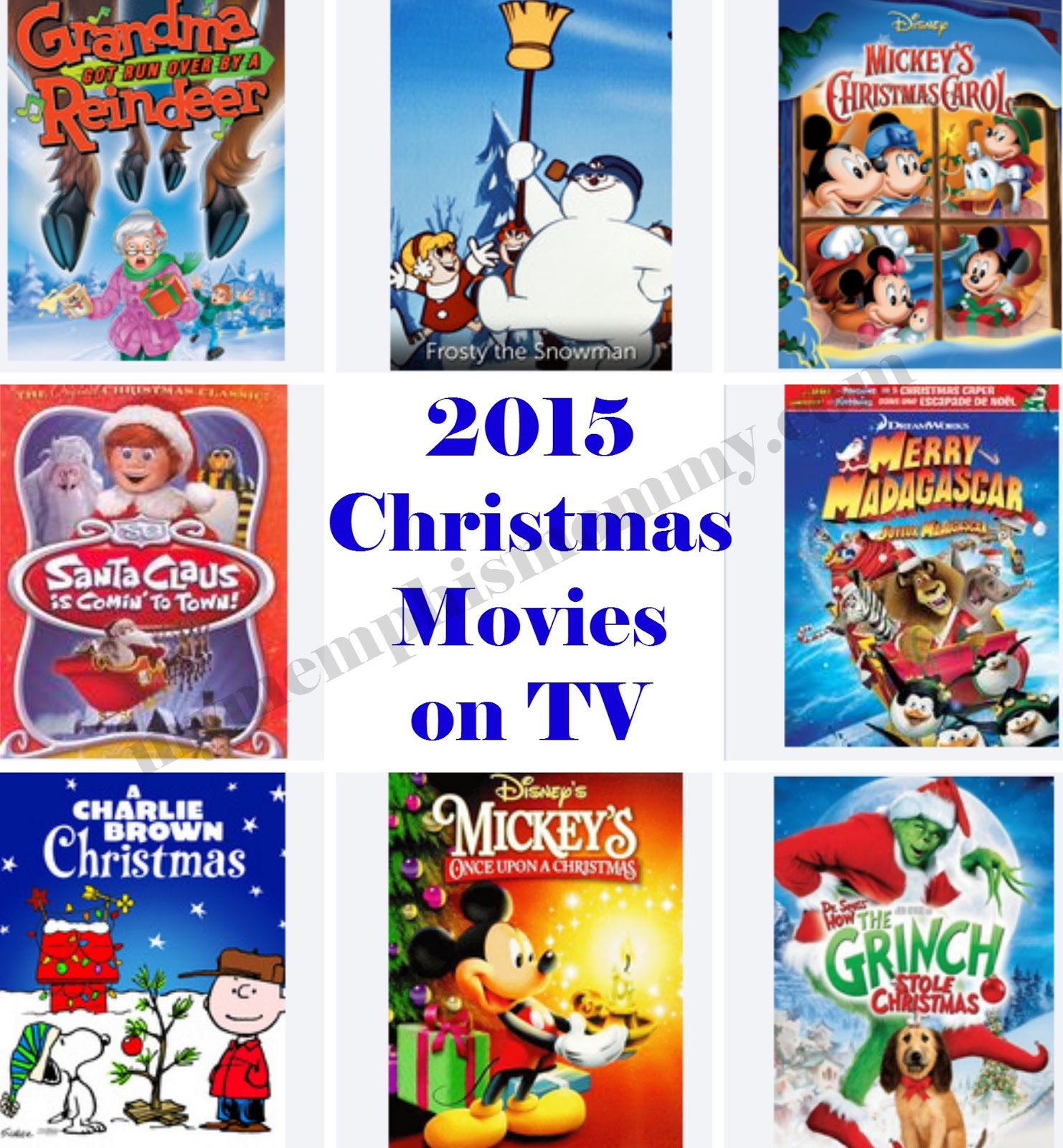 wondering what time and channel all your favorite christmas movies will be on this year tv guide has released the full list - List Of Christmas Films