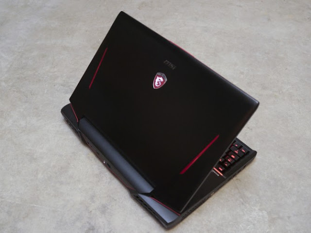 MSI GT80S Titan SLI Notebook Review for Gamers
