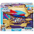 My Little Pony My Little Pony The Movie Swashbuckler Pirate Airship Rainbow Dash Guardians of Harmony Figure
