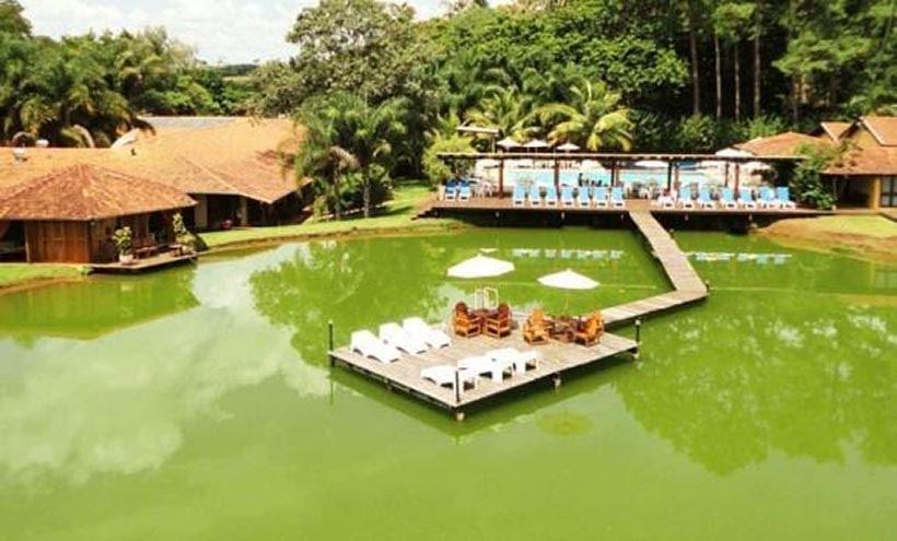 Santa Clara Eco Resort - Dourado - SP - Gramado e Campos do Jordão têm os melhores hotéis do Brasil